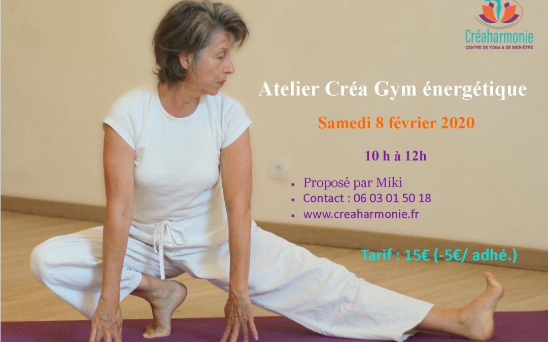 Atelier Créa Gym Energétique